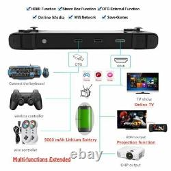 15000+Games GP430 Handheld Game Console Retro Black 64 GB Game Player PS1/PSP