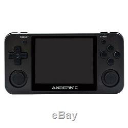 1XPOWKIDDY RG350M 3.5 Inch Retro Game mivideo Games Upgrade Game Console F8G9