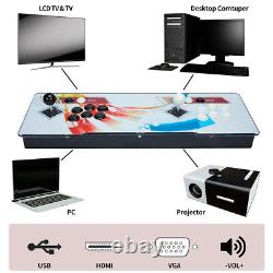 2021 Newest Pandora's box 3D Retro Home Arcade Video Game 8000 Games in 1 System