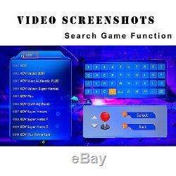 3160 Games Pandora's Box 9s Double Stick Arcade Console Machine Retro Game HDMI