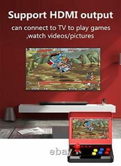 7.0 inch Quad-core Retro Arcade Game Console 9000 Free Games mame/neogeo/cp1/