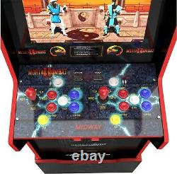 Arcade 1up Midway Legacy Special Edition Cabinet Arcade 1up 12 games In 1 Retro