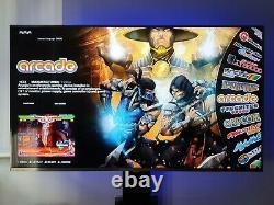 Arcade Gaming Console 40,000+ Games Retro PI4B (Wireless Cont.) Gift Idea