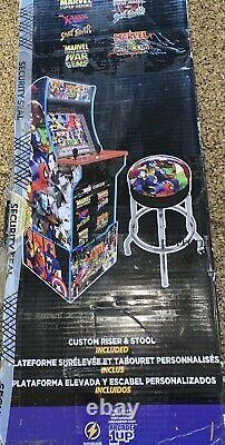 Arcade1Up Marvel vs Capcom Retro Arcade Gaming Cabinet Console