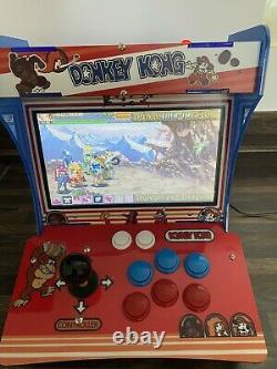 Bartop Arcade Retro Arcade Console 1399 Games Pandoras Box 6S