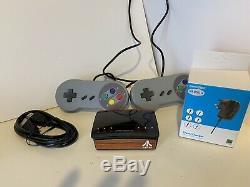 COMPLETE ULTIMATE Retro Games Console NES SNES AMIGA N64 ATARI MEGADRIVE+ More
