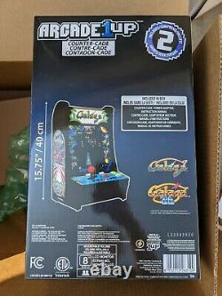Galaga 88 Countertop Arcade1Up Retro Tabletop Color Game Countercade IN HAND