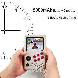 LCL Pi-Boy CM4 Mini Portable Retro Game Console 30000 Game PSP/PS1/N64/Dreamcast