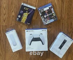 LOT PS5 playstation 5 Bundle With Nintendo Switch & Retro Mario Game & Watch