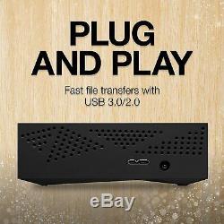 LaunchBox/BigBox Retro Gaming 8TB External Hard Drive -92 Systems -43,860 Games