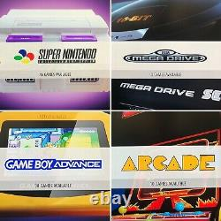 (Lot of 10) Amazon Returns Retro Gaming Console Plug and Play Wholesale Reseller