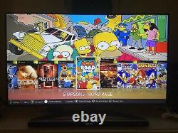 Microsoft V1.6 XBOX Original Black 150+ Games Retro