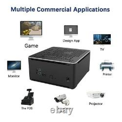 Mini PC Super Power Retro Game Console Box Build in 62000 Games Support 4K HDMI