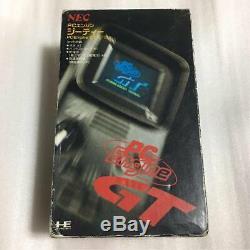 NEC PC ENGINE GT Console Retro Game boxed
