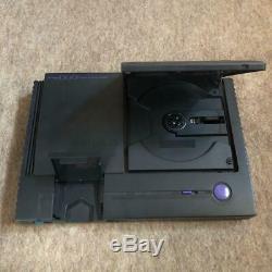 NEC PC-Engine DUO Turbo Duo Console System PI-TG8 retro game Black #48