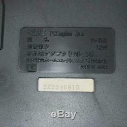 NEC PC-Engine DUO(Turbo Duo) Console System PI-TG8 retro game Used F/S
