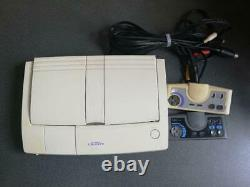 NEC PC Engine Duo-RX PCE-DUORX Console USED Retro Vintage Game #48