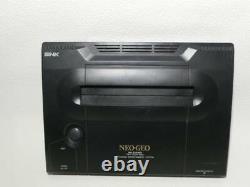 NEOGEO Console Controller 2 pcs SNK NGO Japan retro video game FedEx