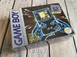NINTENDO GAMEBOY BOXED 1989 DMG Model Original Retro Vintage Box Gaming 90s