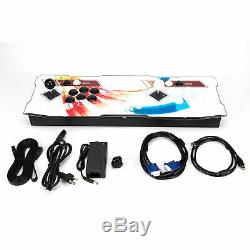 New 3D Pandora's Games 2448 in 1 Retro Arcade Game Console 2 Players Hot Sale #