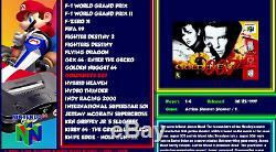 New Retro Game Console 256GB RetroPie in Raspberry Pi 4 B Quad Core (4GB RAM)