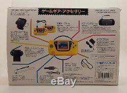 New SEGA Game Gear Console Rare LIMITED Original Working Tested Retro Vintage