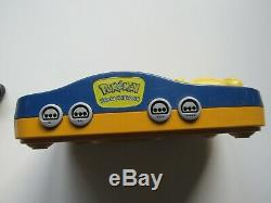 Nintendo 64 N64 Pokemon Pikachu Video Game Console System Bundle Lot Retro Kids
