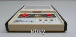 Nintendo Donkey Kong Jr Game watch Panorama Screen Vintage Retro Console