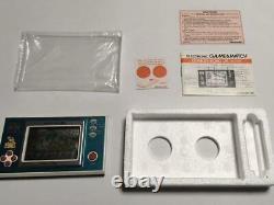 Nintendo Game & Watch Donkey Kong Jr DJ-101 With Box retro console Vintage Rare JP