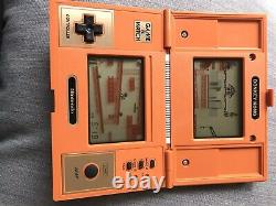Nintendo Game & Watch Donkey Kong Multi Screen retro console DK52 In great Cond