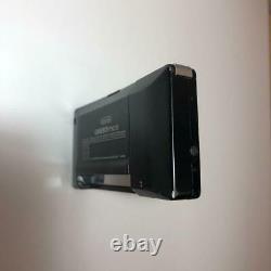 Nintendo GameBoy Micro Black Japan retro video game console Handheld FedEx