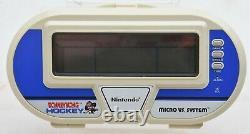Nintendo Micro VS DONKEY KONG HOCKEY Handheld Retro Games Console BOXED FREEPOST