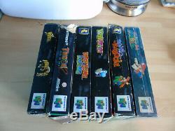Nintendo N64 console and games bundle retro gaming