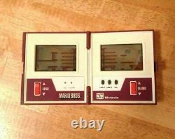 Nintendo Retro goods game & watch Mario Brothers MW-56 from jAPAN