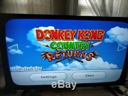 Nintendo Wii Modded bundle Gamecube Wii Ps1 & Retro Games 2TB