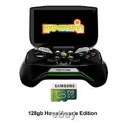 Nvidia Shield Portable Retro Gaming Edition 128gb Excellent Condition In Box