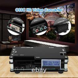 OSSC Retro Game Console HDMI Converter Kit for PlayStation 2 1 Xbox Sega UK