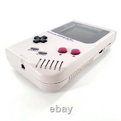 Original Nintendo Game Boy DMG-01 Retro Pixel IPS Backlit LCD Restored 36 Colors