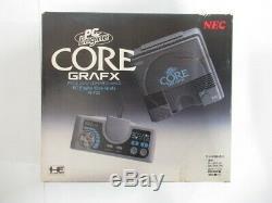 PC Engine Core Grafx Console System 1989 Retro Video Game