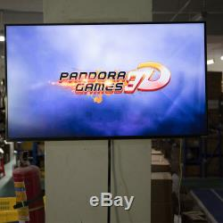 Pandora Box 3D 2448 Games in 1 Retro Video Games 2 player Arcade Console Support