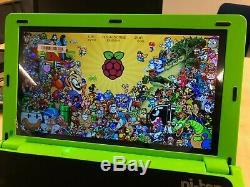Pi Top Laptop Computer Raspberry Pi 3 Retro Gaming Awesome Muset See