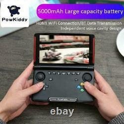 Powkiddy Black Lion X18 Andriod Handheld Retro Game Core 5.5 Quad Console Q1R1