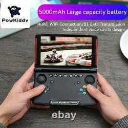 Powkiddy X18 Retro Handheld Game Console 5.5 Inch 1280720 Screen WIFI Bluetooth