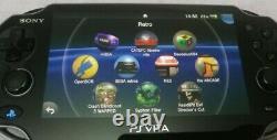 Ps Vita 3.60 henkaku, 50 games & 3000 retro games. Psp ps1 handheld