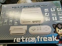 RETRO FREAK 12 in 1 RETRO GAMING CONSOLE Cyber Gadget