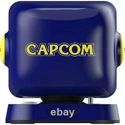 RETRO STATION Home video game console + 10 titles games capcom rockman