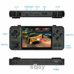 RK2020 Quad-Core Video Game Console 3.5 Screen Retro Game Player + 32GB Card