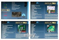Raspberry Pi 4 B Retro Games Console 200 or 320 GB GB Argon Neo Arcade Machine