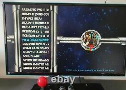 Retro Arcade Machine Gaming Console (20,000+ Games) Raspberry Pi4 Retropie