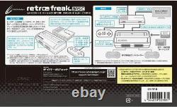 Retro Freak Premium Game Console BASIC (for SFC) Standard set Japan CY-RF-D New